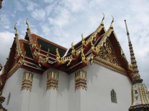 Building in Wat Pho