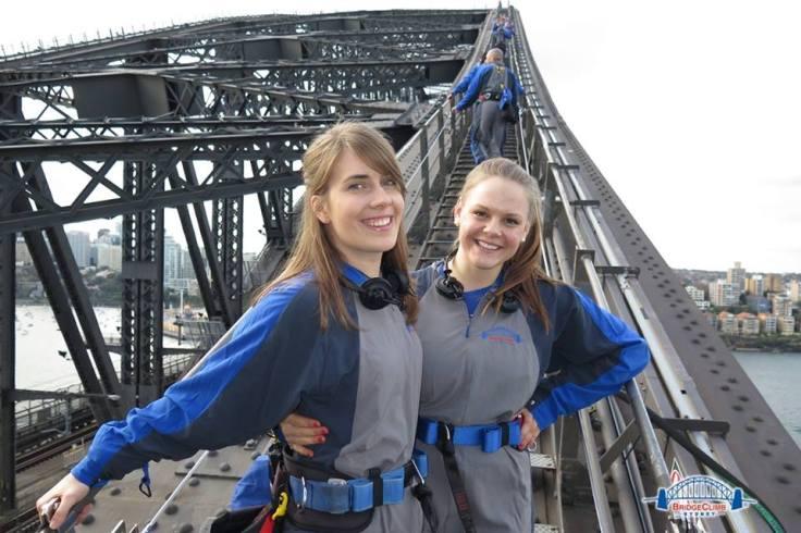 bridge climb 2