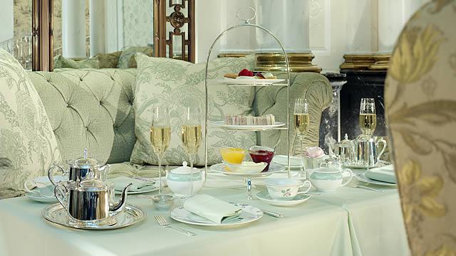 the savoy tea service 2